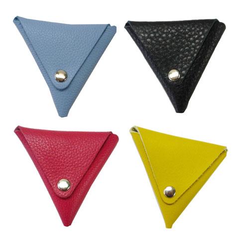 チョイス 三角コインケース